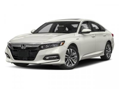 2018 Honda Accord Hybrid EX-L w/Navi Sedan (Modern Steel Metallic)