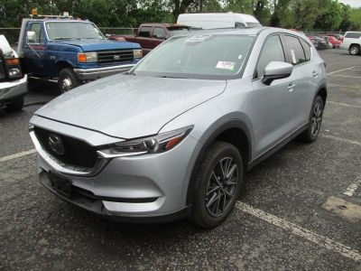 2018 Mazda CX-5 Grand Touring AWD (Silver)