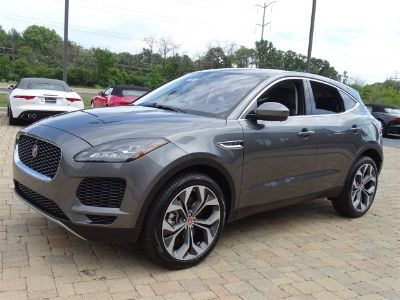 2018 Jaguar E-Pace S (Corris Grey Metallic)
