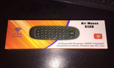 Air Mouse / Keyboard Remote for Android TV Box