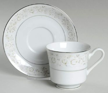 PARKLANE Dinner Set - Fine china - Made in Japan - 44pc