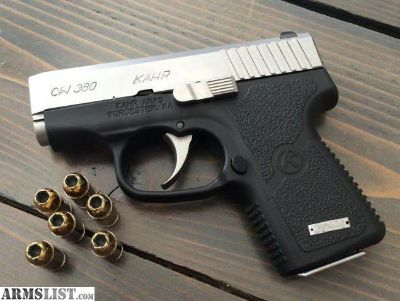 For Trade: KAHR CW380