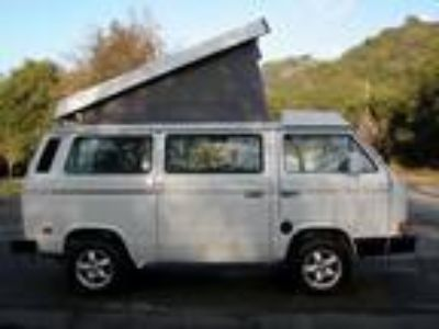 1990 Volkswagen Bus/Vanagon Westfalia with Subaru EJ 2.2