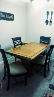 Dining Room with a Leaf