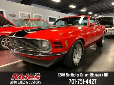 1970 Ford Mustang (Red)