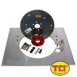 Sell TCI 149160 Bellhousing Adapter Kit 318-360 Chrysler Engines Chevy Transmissions motorcycle in Delaware, Ohio, United States, for US $522.99