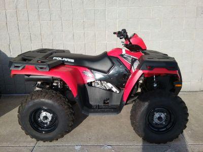 2012 Polaris Sportsman 500 H.O. Utility ATVs Monroe, MI