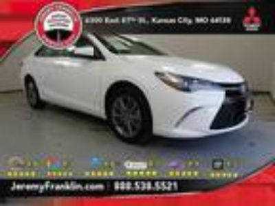 used 2017 Toyota Camry for sale.