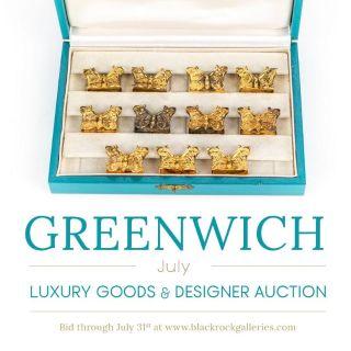 GREENWICH JULY LUXURY GOODS & DESIGNER..