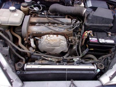 2003 Ford Focus 2.0L DOHC Engine