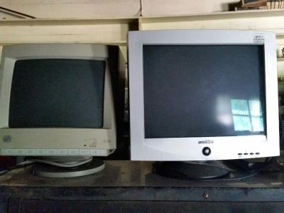 Two Computers 1995 & 2006