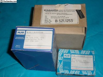 NOS Bus/914/411 exhaust gaskets
