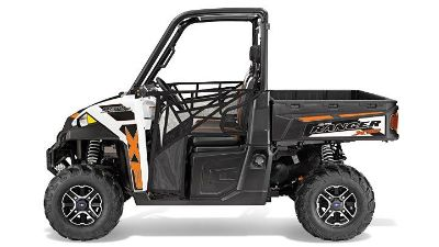 2015 Polaris Ranger XP 900 EPS Side x Side Utility Vehicles Houston, OH