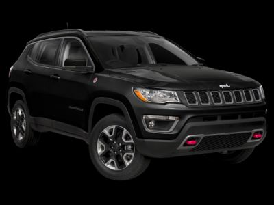 2019 Jeep Compass Altitude (Diamond Black)