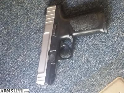 For Sale: Smith&Wesson sd40