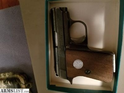 For Sale: Colt Junior .25acp