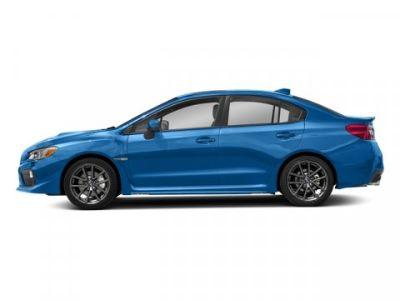 2018 Subaru WRX Premium (WR Blue Pearl)