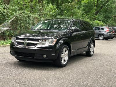 2009 Dodge Journey SXT (black)