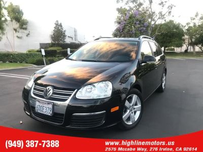 2009 Volkswagen Jetta SE PZEV (Black)