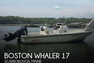 1993 Boston Whaler 17