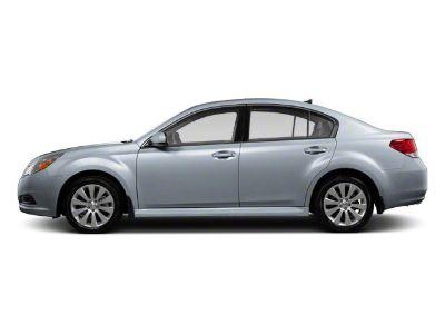 2012 Subaru Legacy 2.5i Premium (Ice Silver Metallic)