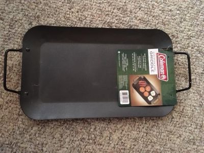 NWT Coleman Griddle