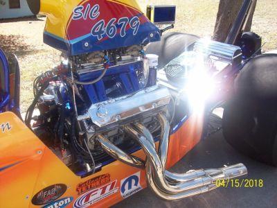 528 ALL ALUM BI ENGINE