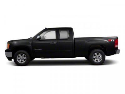 2012 GMC Sierra 1500 SLE (Onyx Black)
