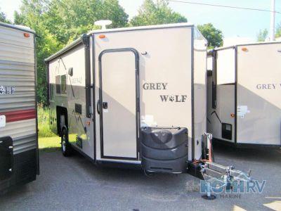 2018 Forest River Rv Cherokee Grey Wolf 16GRH