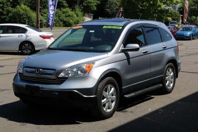 2008 Honda CR-V EX-L (Whistler Silver Metallic)