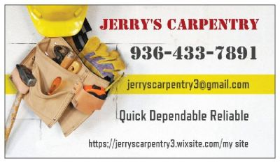 Jerry's Carpentry