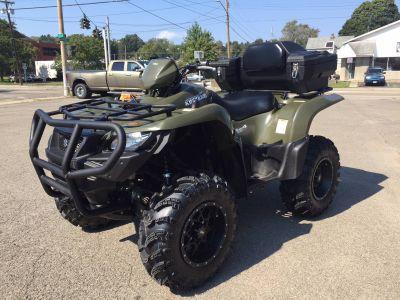 2017 Suzuki KingQuad 750AXi Utility ATVs Jamestown, NY