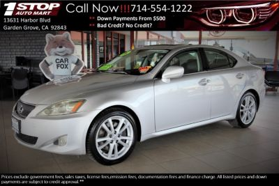 2006 Lexus IS 350 Base (Tungsten Pearl)