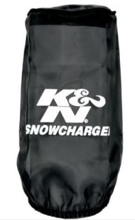 "Purchase K&N Engineering Snowcharger SN-2550PK 2 7/16"" I.D. Flange Black (SN-2550PK) motorcycle in Holland, Michigan, United States, for US $24.02"