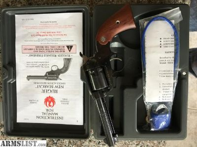 For Sale: Ruger New Bearcat