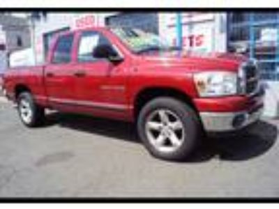 2007 Dodge Ram 1500 Red, 136K miles
