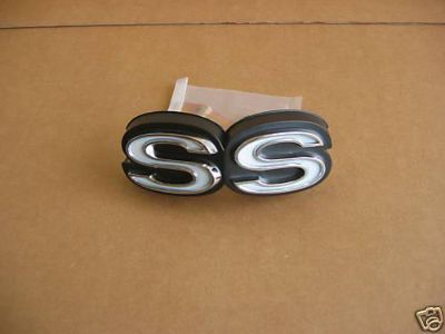 Purchase 70 Chevelle El Camino SS Grill Emblem motorcycle in Placentia, California, US, for US $22.00