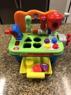 Cute Toddler Tool Toy