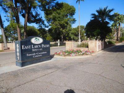 Cemetery Plot Tucson Memorial Park East Lawn