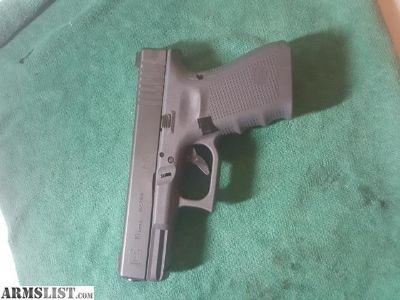 For Sale: Gen4 Glock 19