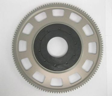 "Purchase Mazda Rotary Aluminum Flywheel for 4.5"" Clutch (12 5/8"" Diameter, TII,FD,RX8 ) motorcycle in Signal Hill, California, United States, for US $610.20"