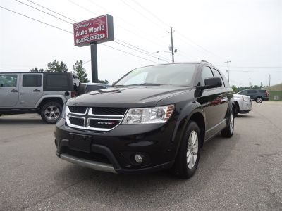 2017 Dodge Journey SXT (Black)