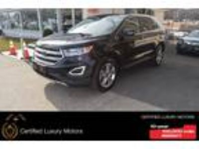$16995.00 2015 FORD Edge with 41072 miles!