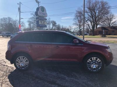 2008 Ford Edge Limited (Maroon)
