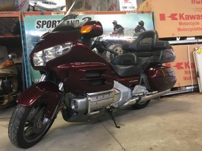 2008 Honda Gold Wing Audio Comfort Navi ABS Touring Oak Creek, WI