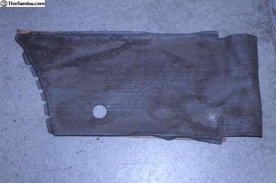 64-65 Squareback Left Side Rear Seat Area Panel
