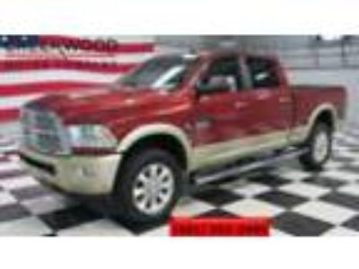 2014 2500 Dodge Laramie Longhorn 4x4 Diesel Chrome 20s Leather Nav 2014 Ram 2500