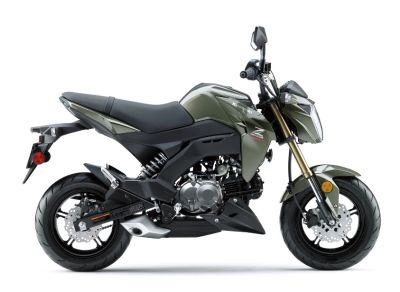 2018 Kawasaki Z125 Pro Sport Motorcycles North Reading, MA