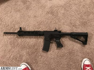 For Sale: Savage arms Ar-15