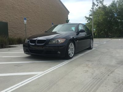 2007 BMW 3-Series 328i (Blue (Dark))